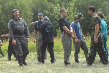 Letný výcvikový tábor ninjutsu