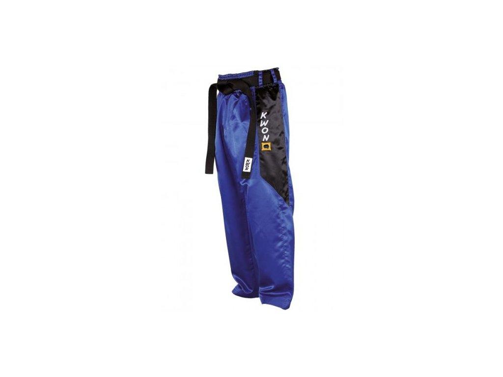 d27795996fe1 Saténové nohavice ClubLine modré - STAR Martial Arts Shop