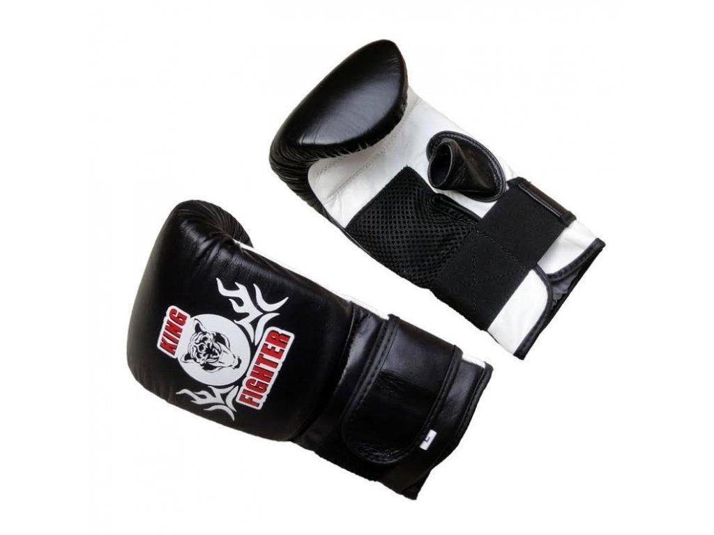 vrecovee rukavice king fighter