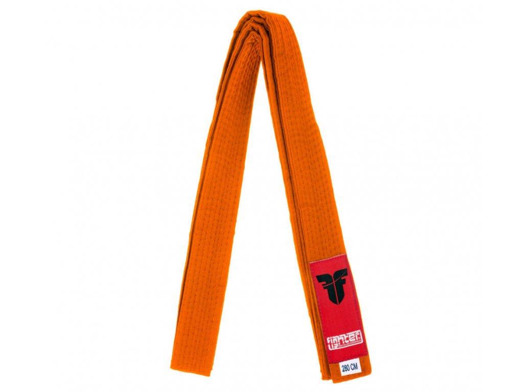 Opasok Fighter oranžový