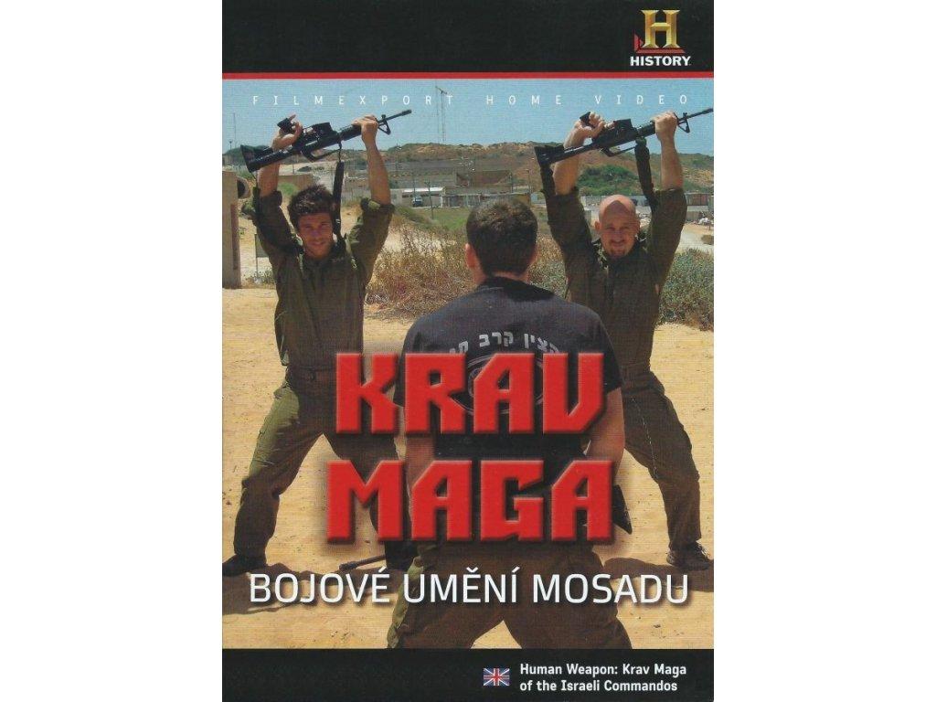 DVD Krav Maga - bojové umění Mosadu