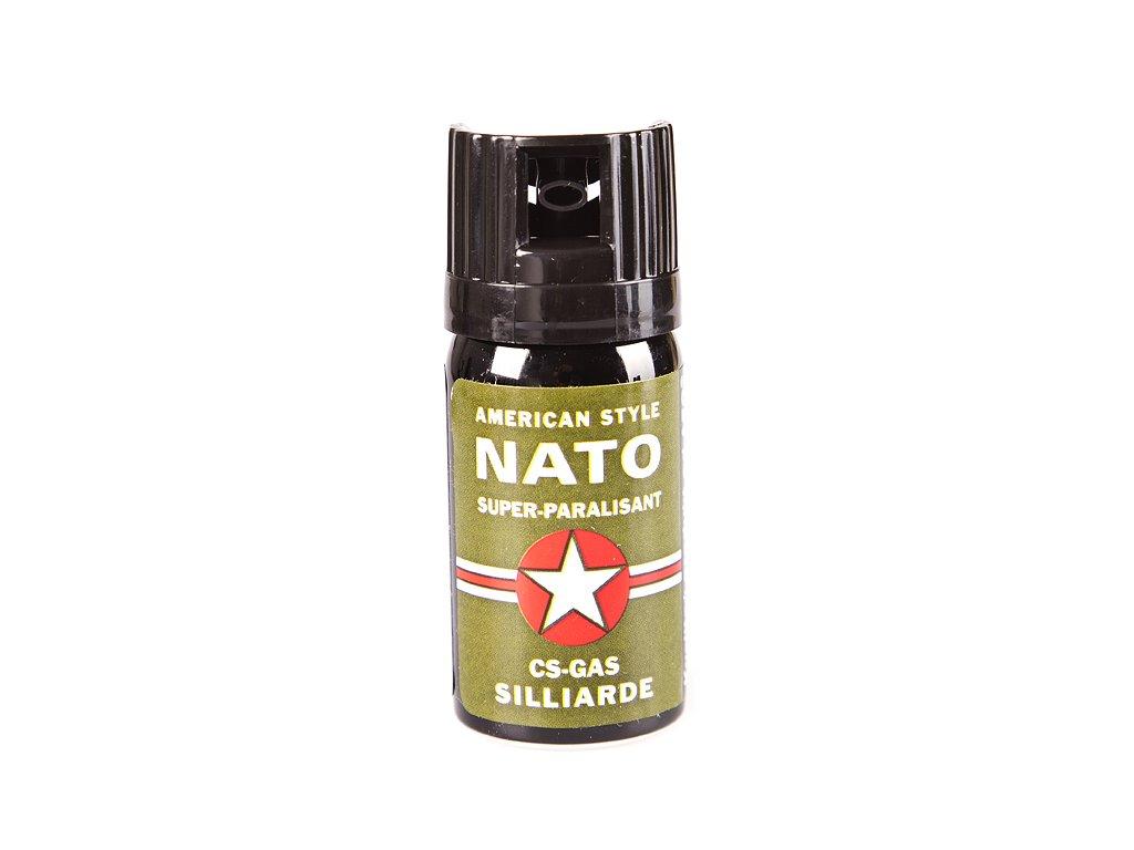 Obranný sprej CS NATO AMERICAN