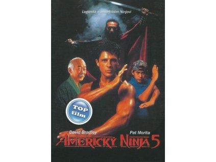 dvd americky ninja 5