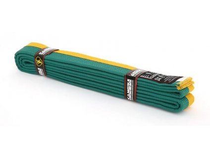green yellow belt