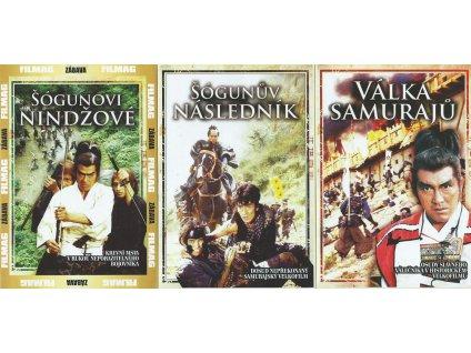 samuraj kolekcia