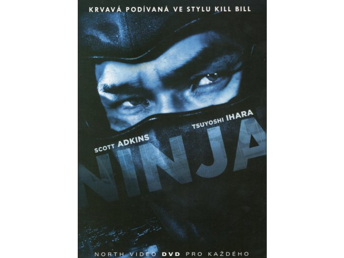 dvd ninja