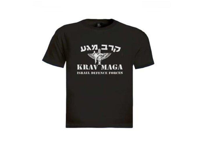 Tričko KRAV MAGA IDF