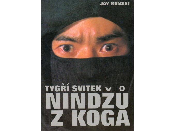 Tygří svitek nindžů z Koga