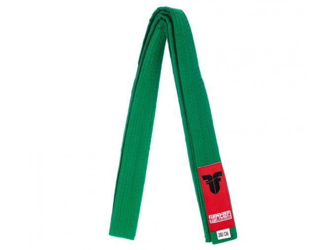 Opasok Fighter zelený