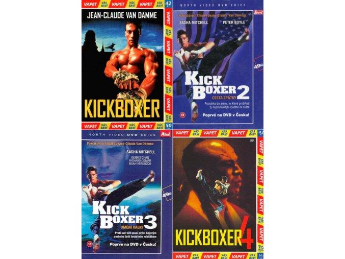 kickboxer kolekcia
