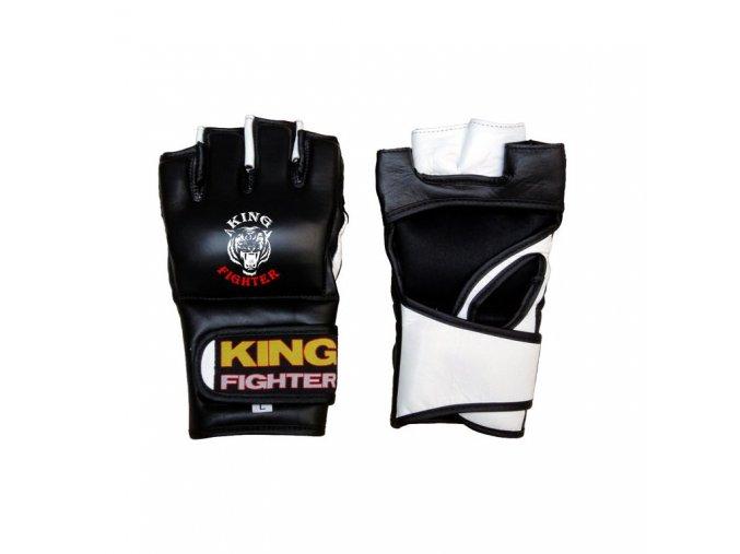 mma rukavice kf black