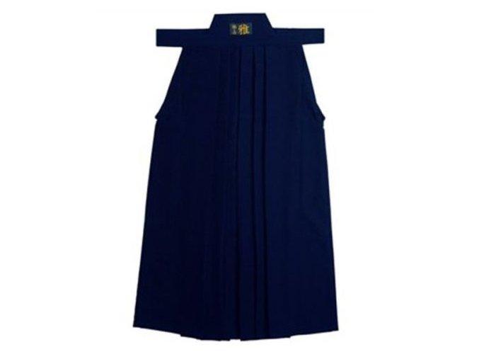 Hakama modrá