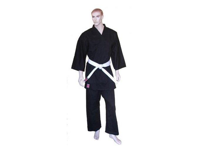 Karate kimono CAT Black