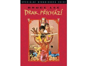 dvd drak prichazi