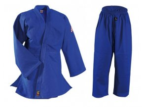 kimono danrho randori modre 1