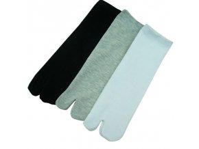 tabi ponozky 3 druhy