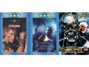 cyborg kolekcia
