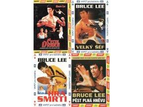 Kolekcia DVD Bruce Lee
