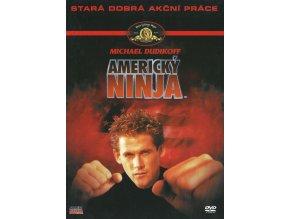 DVD Americký Ninja