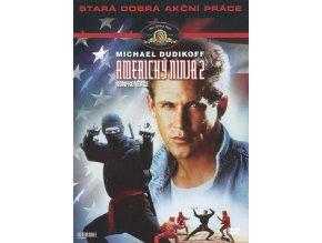 DVD Americký Ninja 2
