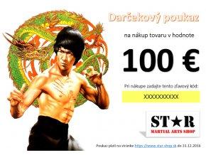 darcekovy poukaz 100