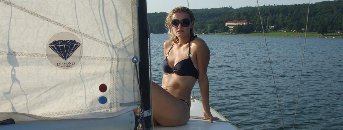 Adrenalinový zážitek na plachetnici