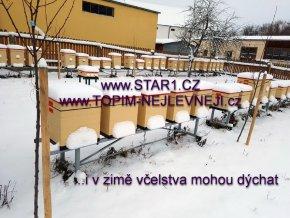 úly v zimě pod sněhem www.STAR1.cz
