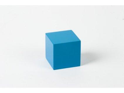 Arithmetic Trinomial Cube: Blue Cube - 4 x 4 x 4