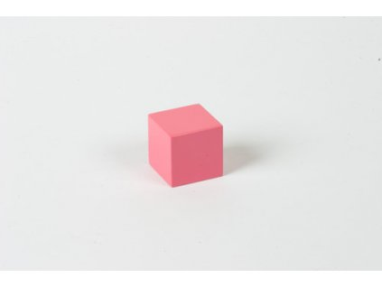 Cubing Material: Pink Cube - 3 x 3 x 3