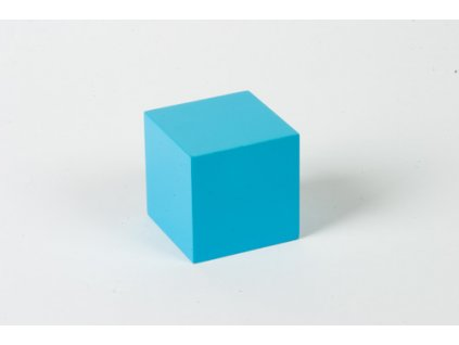 Cubing Material: Light Blue Cube - 5 x 5 x 5