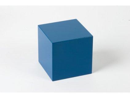 Cubing Material: Dark Blue Cube - 9 x 9 x 9