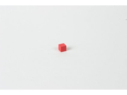 Cubing Material: Red Square - 1 x 1 x 1