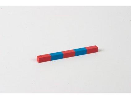 Small Numerical Rod: 12.5 cm