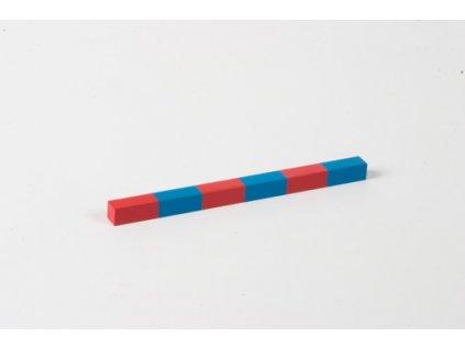 Small Numerical Rod: 15 cm
