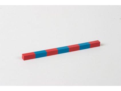 Small Numerical Rod: 17.5 cm