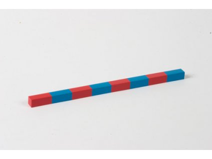 Small Numerical Rod: 20 cm