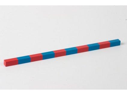 Small Numerical Rod: 25 cm