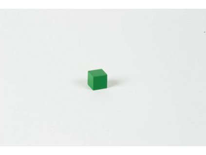 Multibase: Green Cube - 2 x 2 x 2