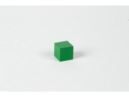 Multibase: Green Cube - 3 x 3 x 3