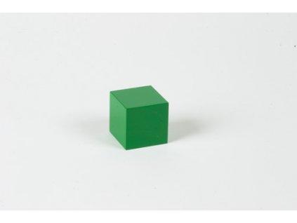 Multibase: Green Cube - 4 x 4 x 4