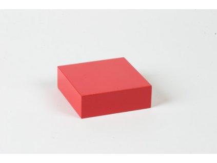 Multibase: Red Prism - 3 x 9 x 9
