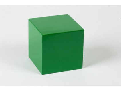 Multibase: Green Cube - 9 x 9 x 9
