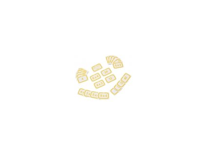 Flip-flop, násobení, sada 3 a 4