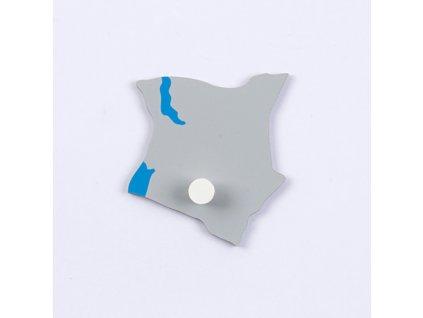 Puzzle Piece Of Africa: Kenya