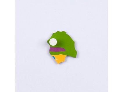 Puzzle Piece Of Africa: Senegal/Gambi/Guinea - Bissau