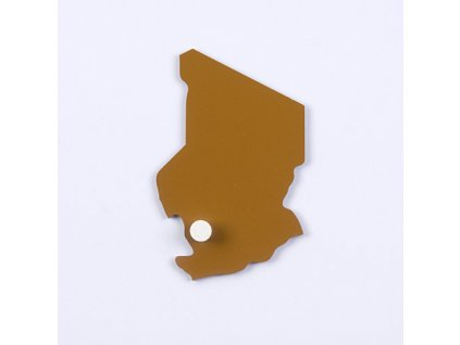 Puzzle Piece Of Africa: Chad