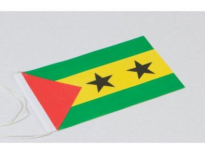 Flag: Sao Tome En Principe
