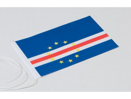 Flag: Cape Verdian Islands
