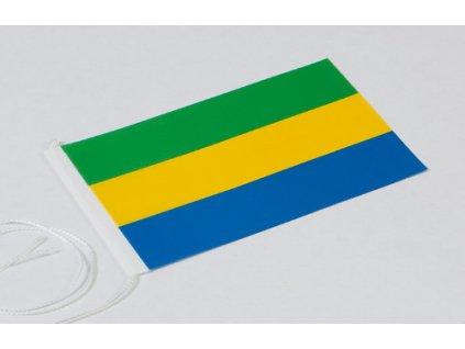 Flag: Gabon