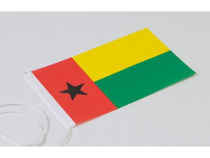 Flag: Guinea-Bissau